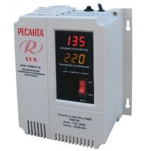 Стабилизатор напряжения Ресанта АСН-1500 Н/1-Ц Lux (настенный)