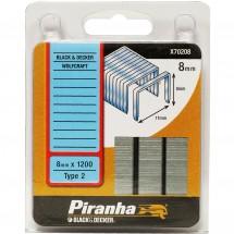 Скобы Piranha X70208