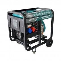 Дизельный генератор Alteco Professional ADG 11000TE DUO + блок дистанционного управления